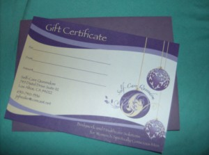 Self-Care Queendom Gift Certificate